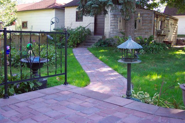 Backyard landscaping estimates : Pro s touch landscaping complete landscape design and