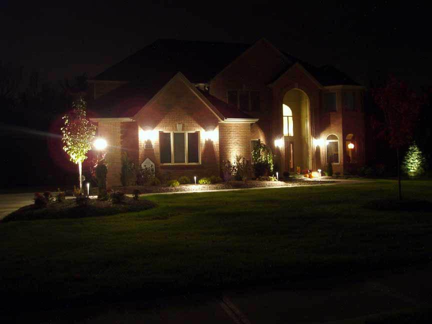 Landscape Lighting Estimates : ? exterior lighting
